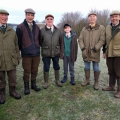 Have you seen such a well dressed set of Kingswood gun club members