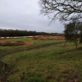 The start of HS2 destroying out shooting ground