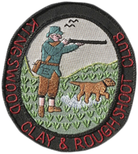 Old  Kingswood gunclub patch