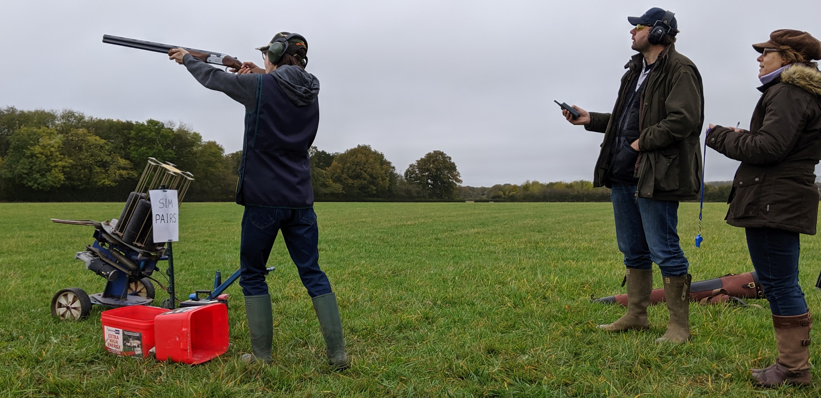 Kingswood Doddershall Clay Shoot