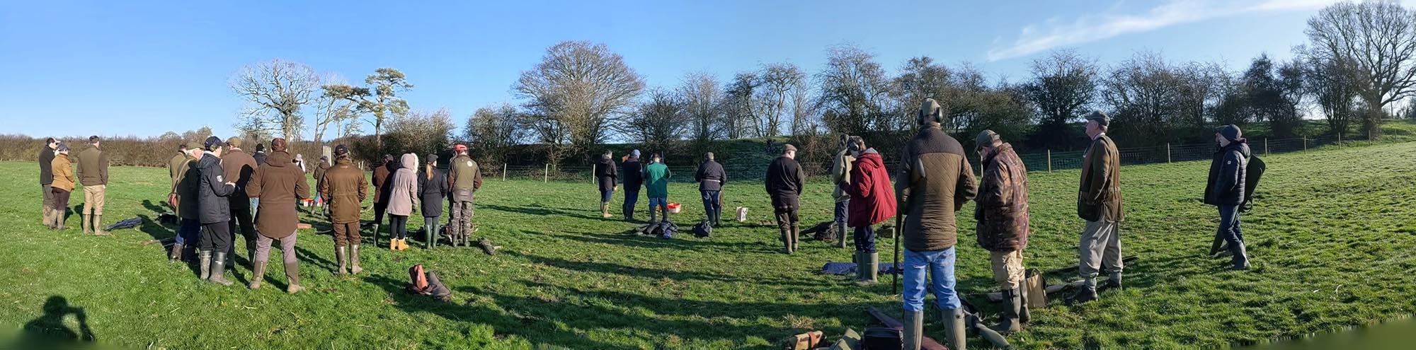 Quainton Shooting ground